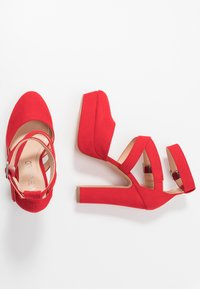 Even&Odd - High heels - coral - 3