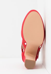 Even&Odd - High heels - coral - 6