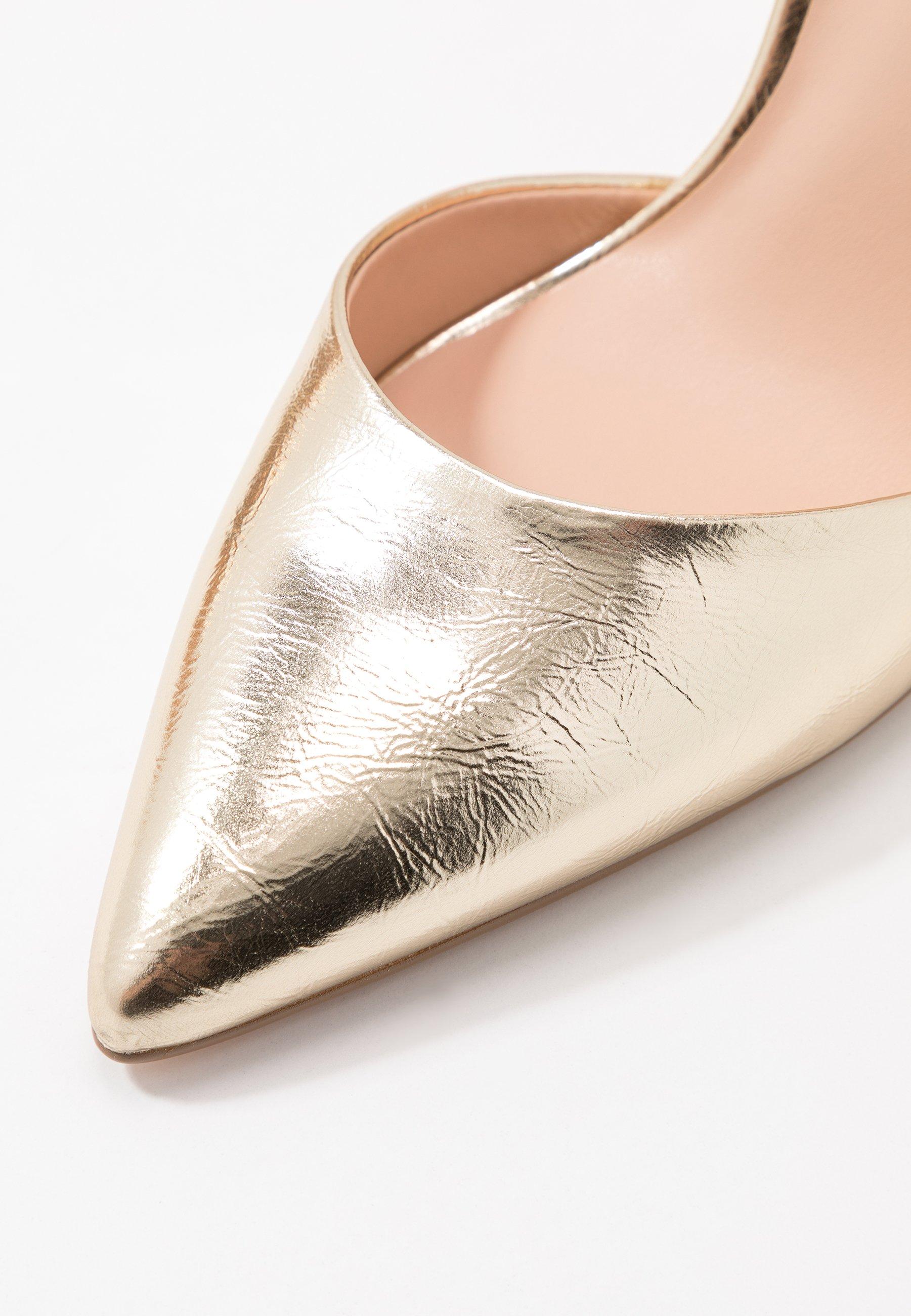 Even&Odd High Heel Pumps - gold Mq3m77