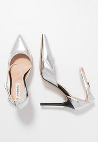 Even&Odd - Zapatos altos - silver - 3