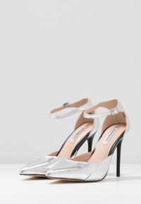 Even&Odd - Zapatos altos - silver - 4