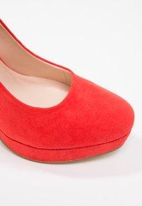 Even&Odd - Klassiska pumps - red - 6