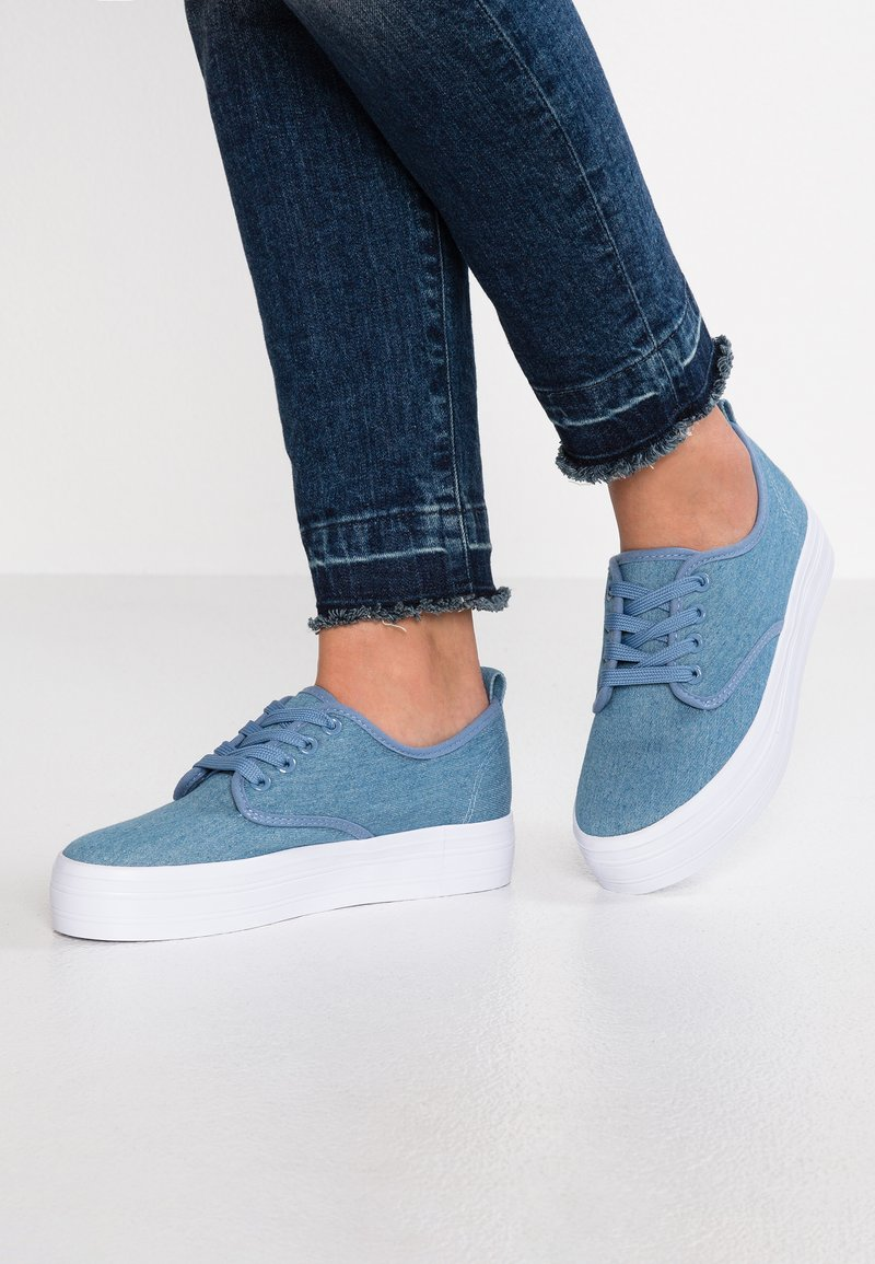 Even&Odd - Sneakers laag - blue
