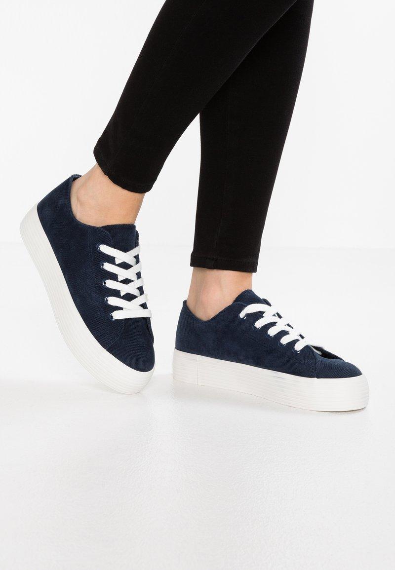 Even&Odd - Sneakers basse - blau