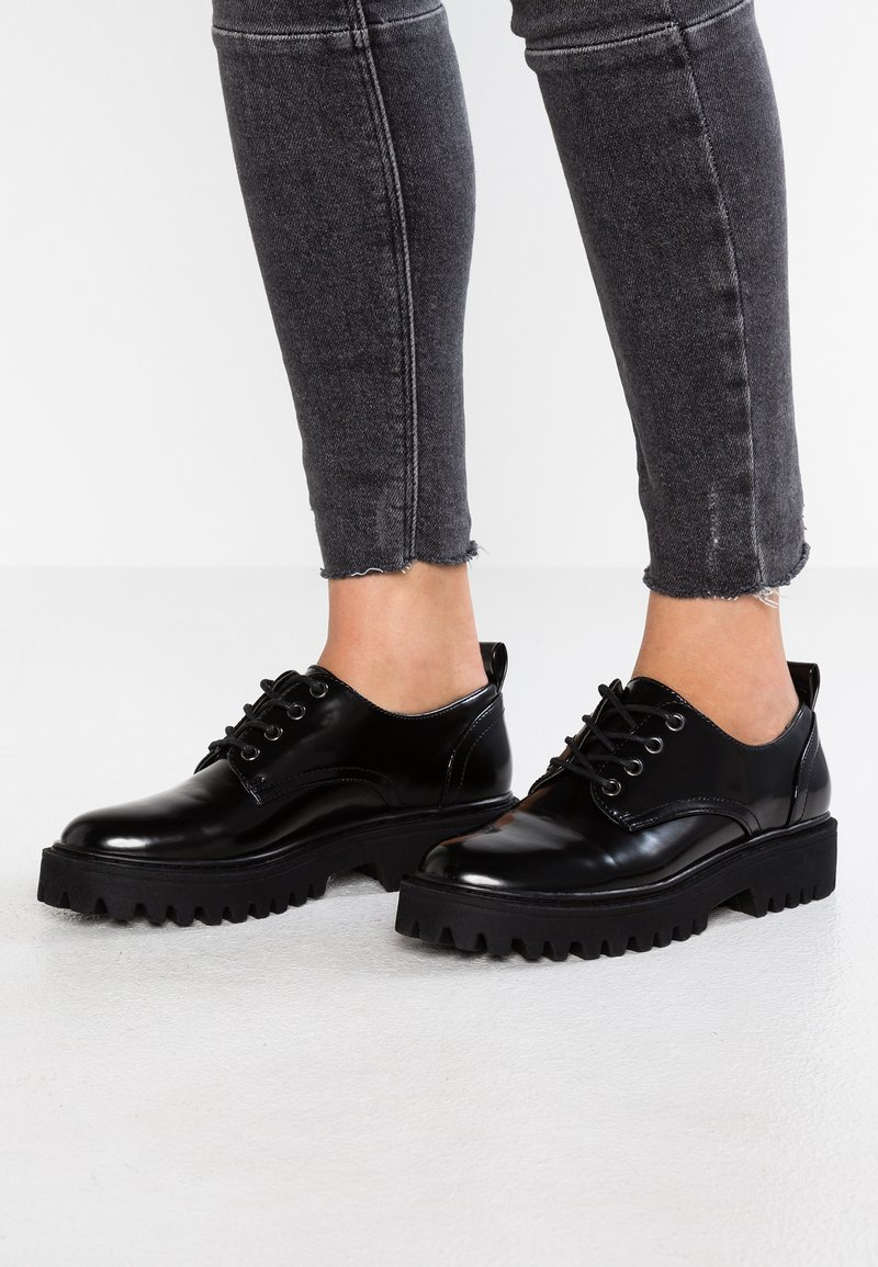 Even&Odd - Zapatos de vestir - black