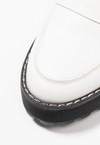 Even&Odd - Nazouvací boty - white - 2
