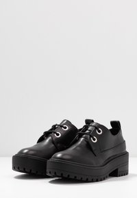 Even&Odd - Lace-ups - black - 4