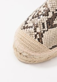 Even&Odd - Espadrilles - beige/brown - 2