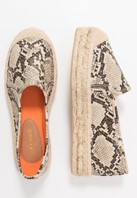 Even&Odd - Espadrilles - beige/brown - 3