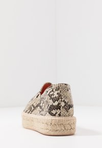 Even&Odd - Espadrilles - beige/brown - 5
