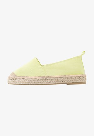 Espadrillot - light yellow