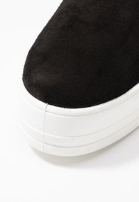 Even&Odd - LEATHER - Slippers - black - 5