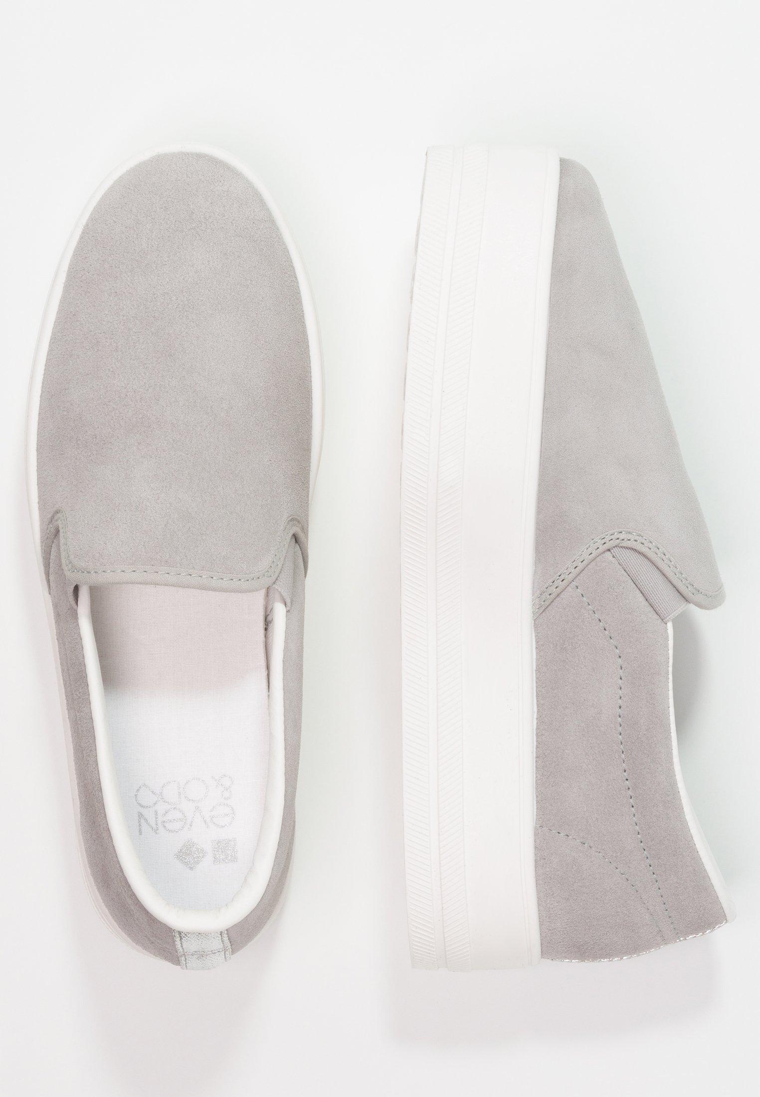 Even&Odd Slipper grey