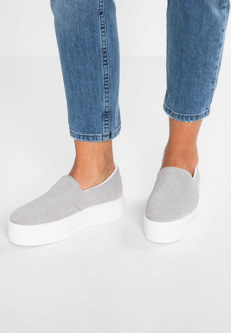 Even&Odd - Slip-ons - grey