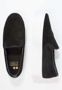 Even&Odd - Slippers - black - 2