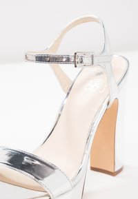 Even&Odd - High heeled sandals - silver - 2