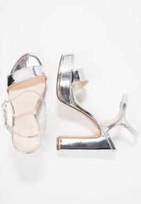 Even&Odd - High heeled sandals - silver - 3