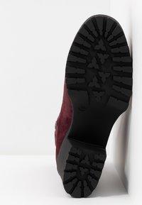 Even&Odd - High heeled boots - bordeaux - 6