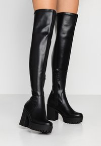 Even&Odd - High heeled boots - black - 0