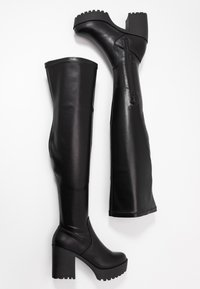 Even&Odd - High heeled boots - black - 3