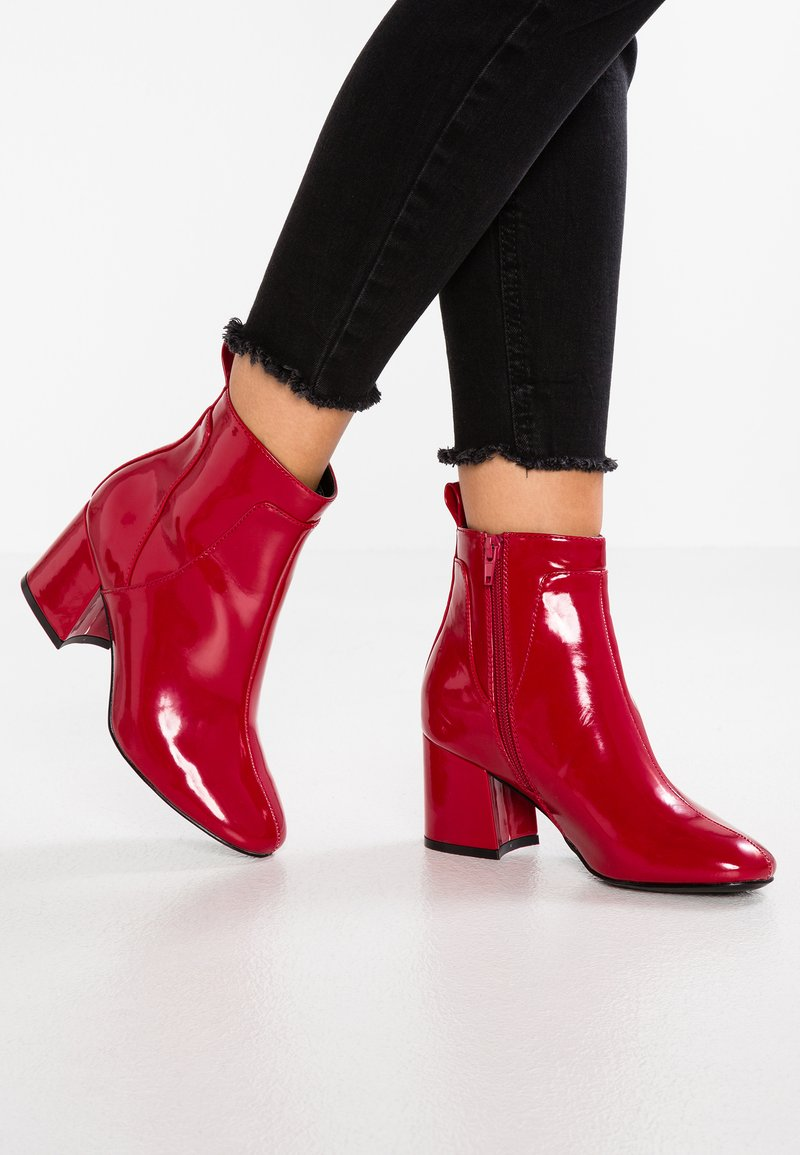 Even&Odd - Stiefelette - red