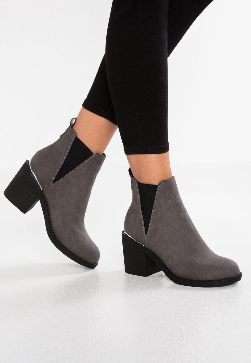 Even&Odd - Ankelstøvler - grey