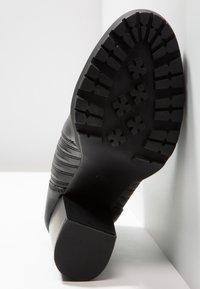 Even&Odd - Højhælede støvletter - black - 6