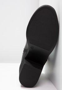 Even&Odd - Korte laarzen - black - 5