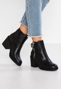 Even&Odd - Korte laarzen - black - 1