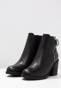 Even&Odd - Korte laarzen - black - 3