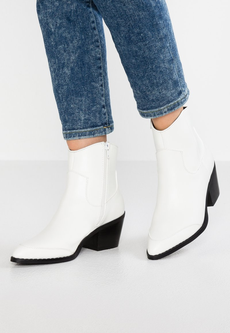 Even&Odd - Boots à talons - white