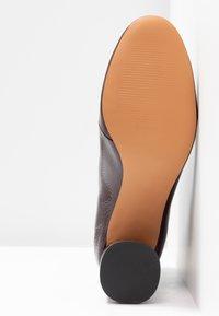 Even&Odd - Classic ankle boots - bordeaux - 6