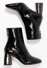 Even&Odd - Classic ankle boots - black - 3