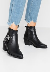 Even&Odd - Ankelboots - black - 0