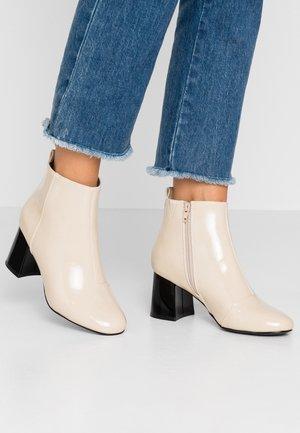 Kotníková obuv - grey