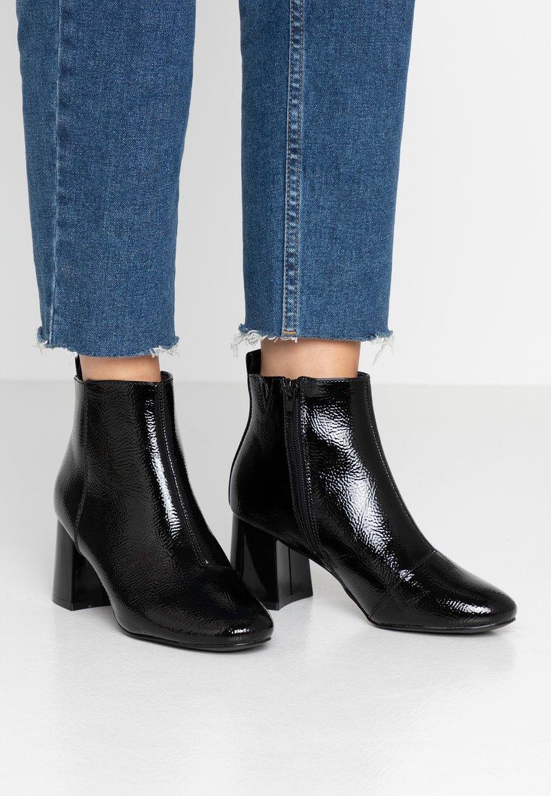 Even&Odd - Ankelboots - black