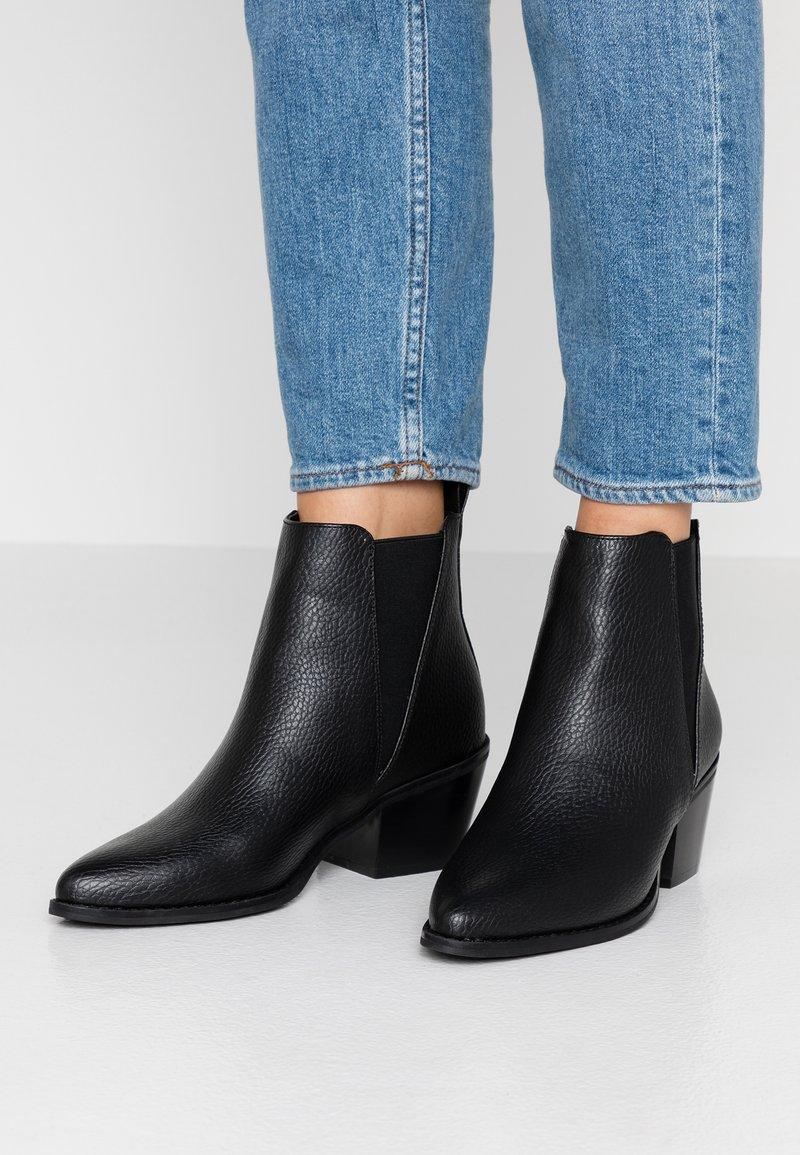 Even&Odd - Ankelstøvler - black