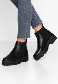 Even&Odd - Ankelstøvler - black - 0