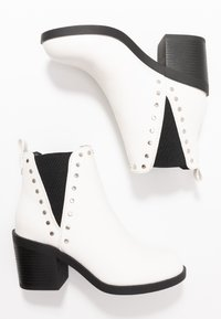 Even&Odd - Ankle boots - white - 3