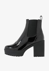 Even&Odd - Bottines à talons hauts - black - 1