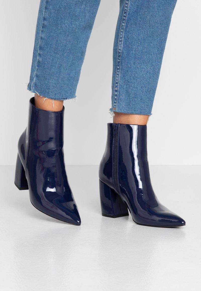Even&Odd - Classic ankle boots - dark blue