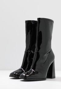 Even&Odd - Højhælede støvletter - black - 4
