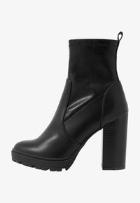 Even&Odd - High heeled ankle boots - black - 1