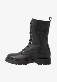 Even&Odd - Lace-up ankle boots - black - 1
