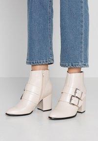 Even&Odd - Kotníková obuv - white - 0