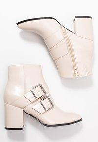 Even&Odd - Kotníková obuv - white - 3