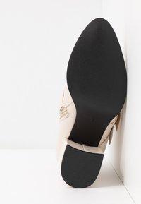 Even&Odd - Kotníková obuv - white - 6