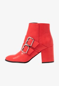 Even&Odd - Ankle boots - red - 1