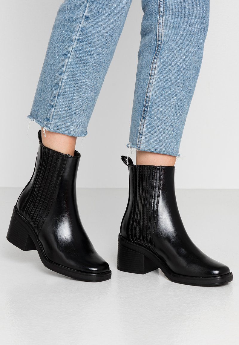 Even&Odd - Bottines - black