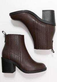 Even&Odd - Ankle boots - brown - 3
